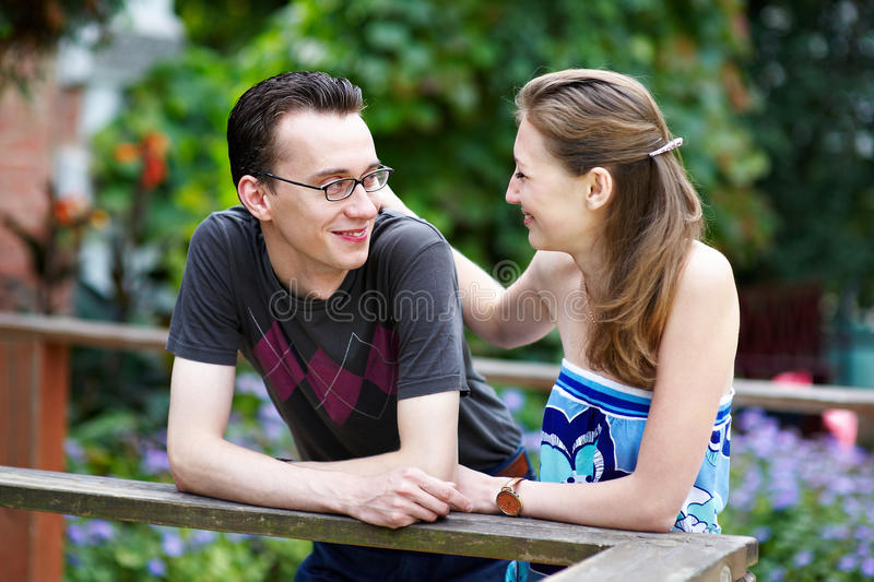 Download Loving couple stock image. Image of good, problem, happiness - 13153725