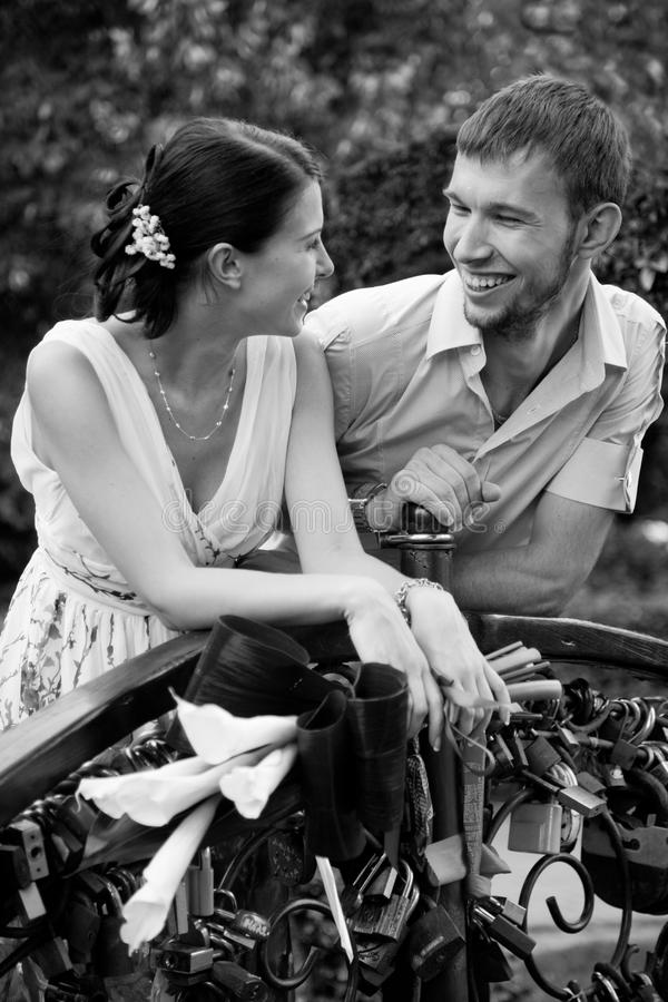 Download Loving couple stock image. Image of loving, girl, happiness - 15130977