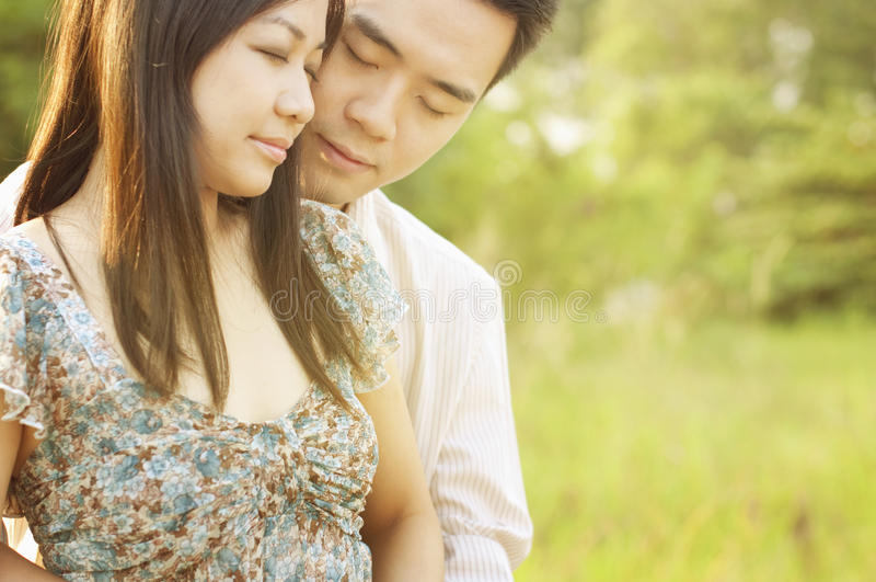 Download Loving Couple stock image. Image of passion, bonding - 19159051