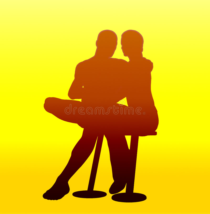 Free Loving Couple Royalty Free Stock Photography - 553217