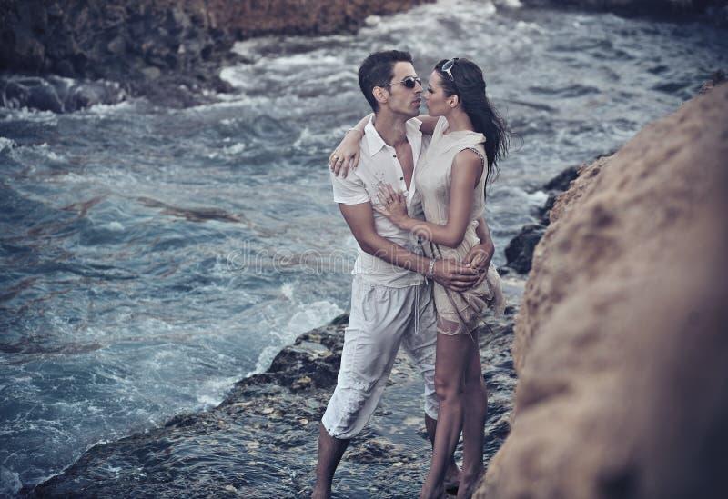 Download Loving couple hugging stock image. Image of full, natural - 22819423