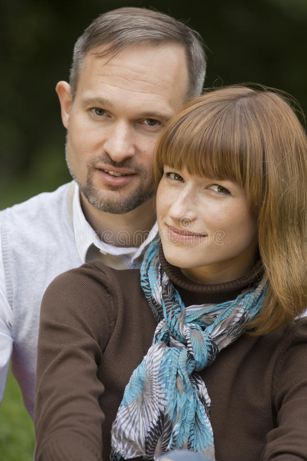 Loving Couples Royalty Free Stock Photos