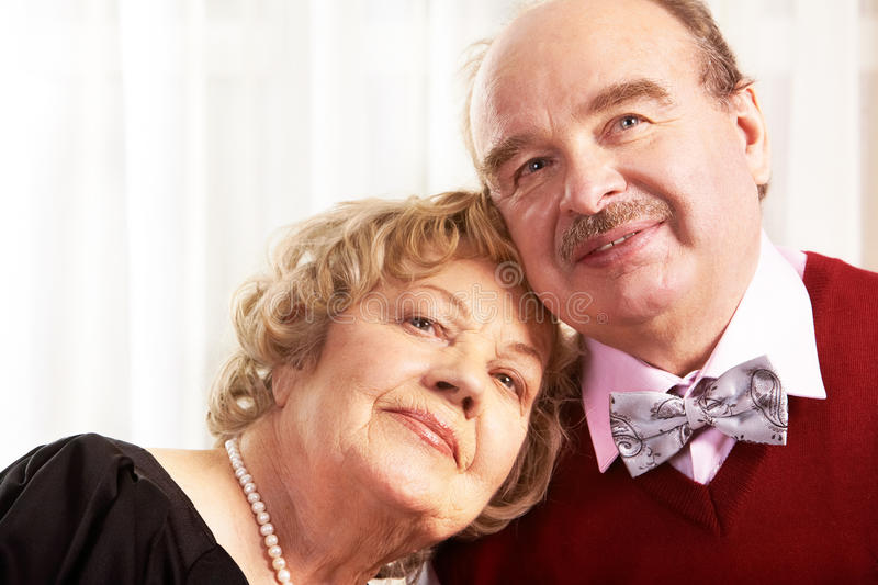 Download Loving mature couple stock image. Image of mature, older - 17572175