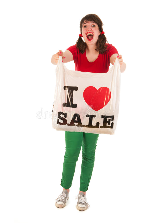 Loving Sales Stock Images