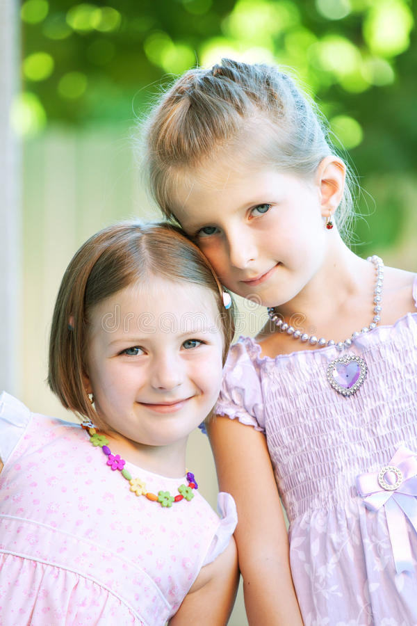 Download Loving Sisters Stock Photo - Image: 27143580