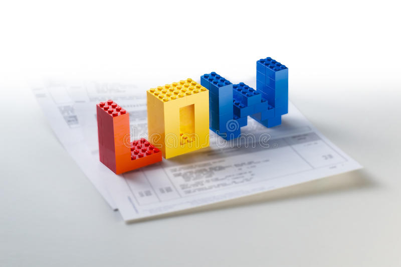 Download Low stock image. Image of block, colors, word, blocks - 26582965