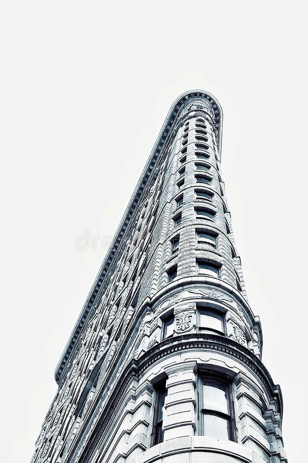 Low-angle Photo of Flatiron Building stock images