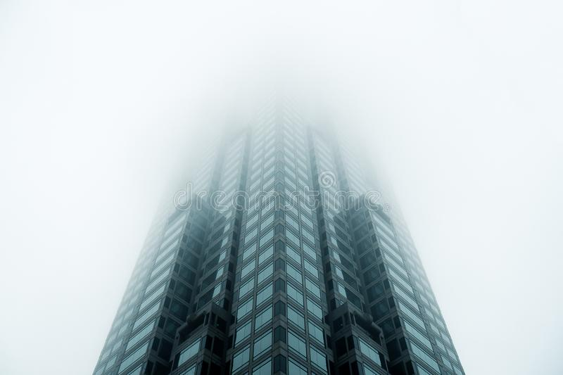 Low Angle Photo of High Rise Building royalty free stock photography