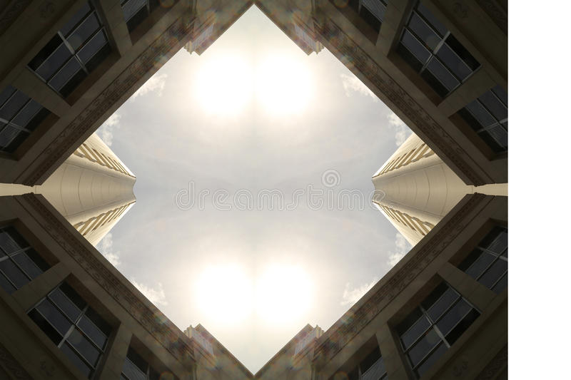 Low Angle Photography Of Buildings During Daytime Free Public Domain Cc0 Image