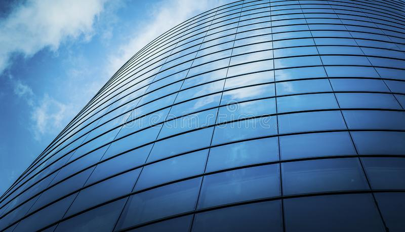 Low-angle Photography of High-rise Building stock photography