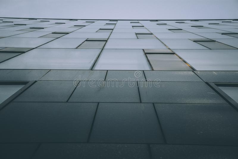 Low-angle Photography of High-rise Building royalty free stock image