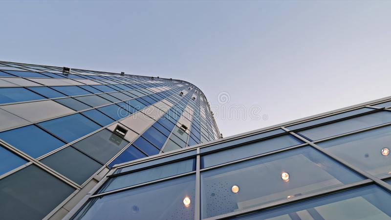Low Angle Photography of High Rise Building royalty free stock image