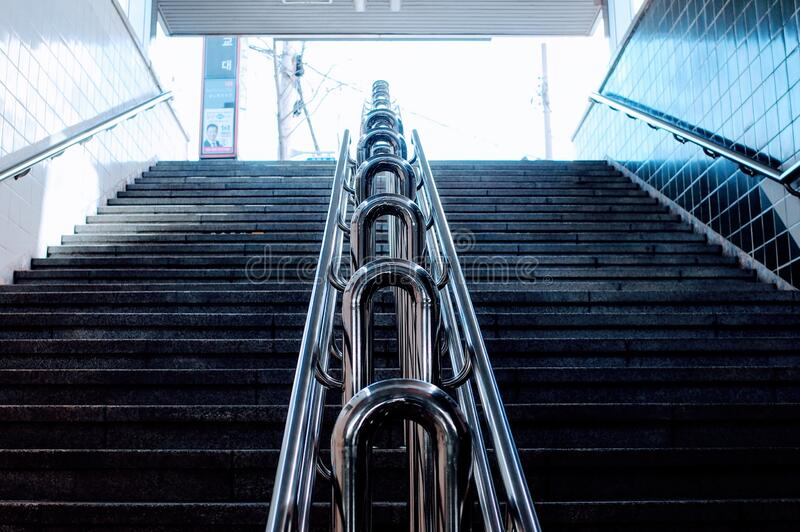Low Angle View Of Staircase Free Public Domain Cc0 Image