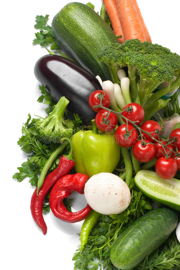 Free Low-calorie Vegetables Stock Image - 11268271