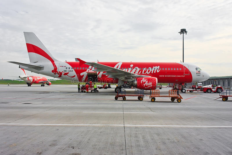 Low Cost Air Asia Company