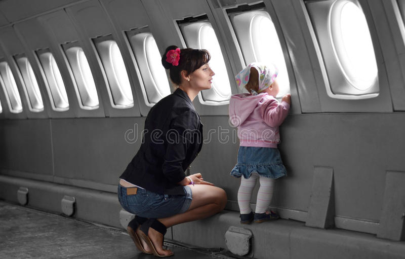 Download Low-cost trip stock image. Image of airplane, window - 25913349