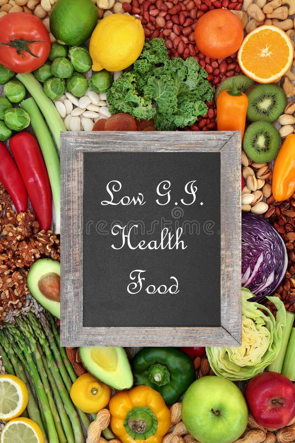 Low GI Health Food royalty free stock images