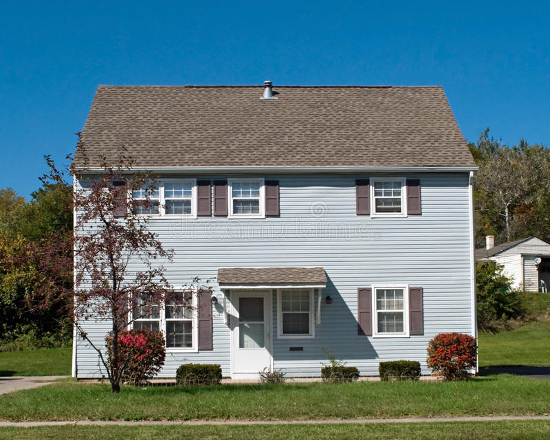Low Income House stock photos