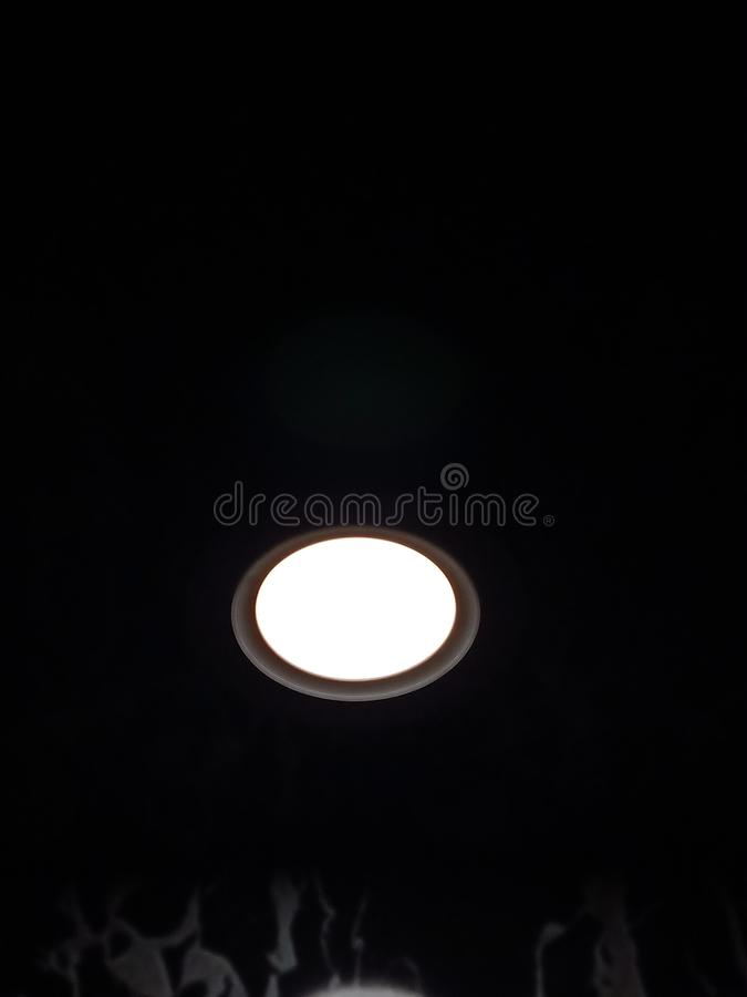 Low light photography stock images