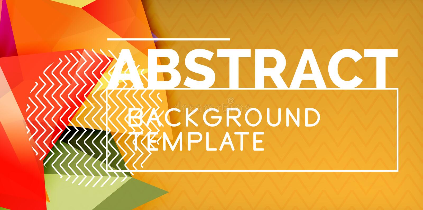 Low poly design 3d triangular shape background, mosaic abstract design template royalty free illustration