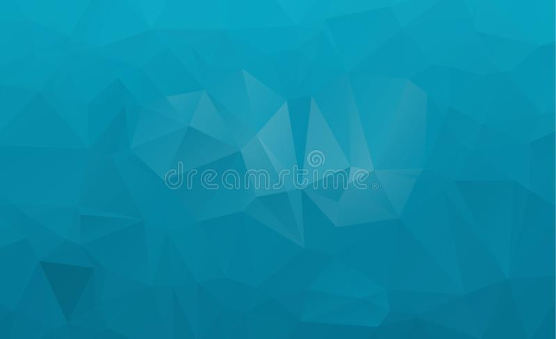 Low polygon Triangle Pattern Background. Eps.10 vector illustration