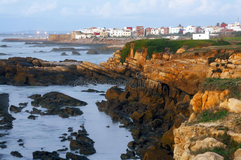 Download Low Tide stock photo. Image of port, morocco, tourism - 11051890