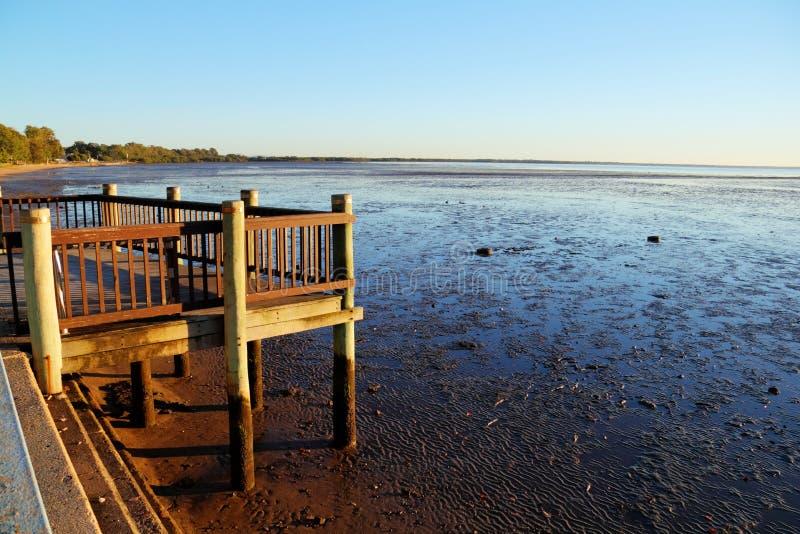 Download Low Tide stock photo. Image of jetsam, junk, steps, bush - 16227220