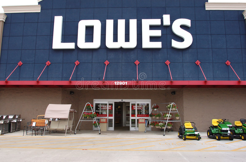 Download Lowe's cuts store openings editorial photo. Image of poor - 8495766