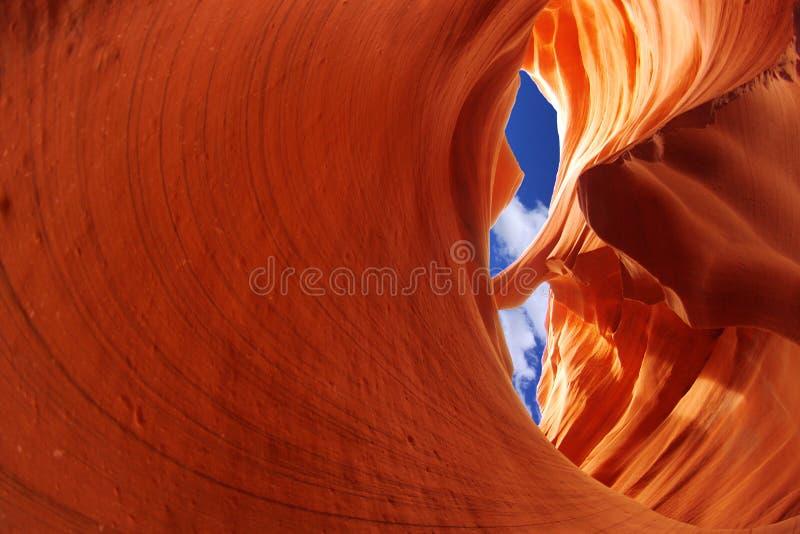 Lower Antelope Canyon, Arizona, USA royalty free stock photos