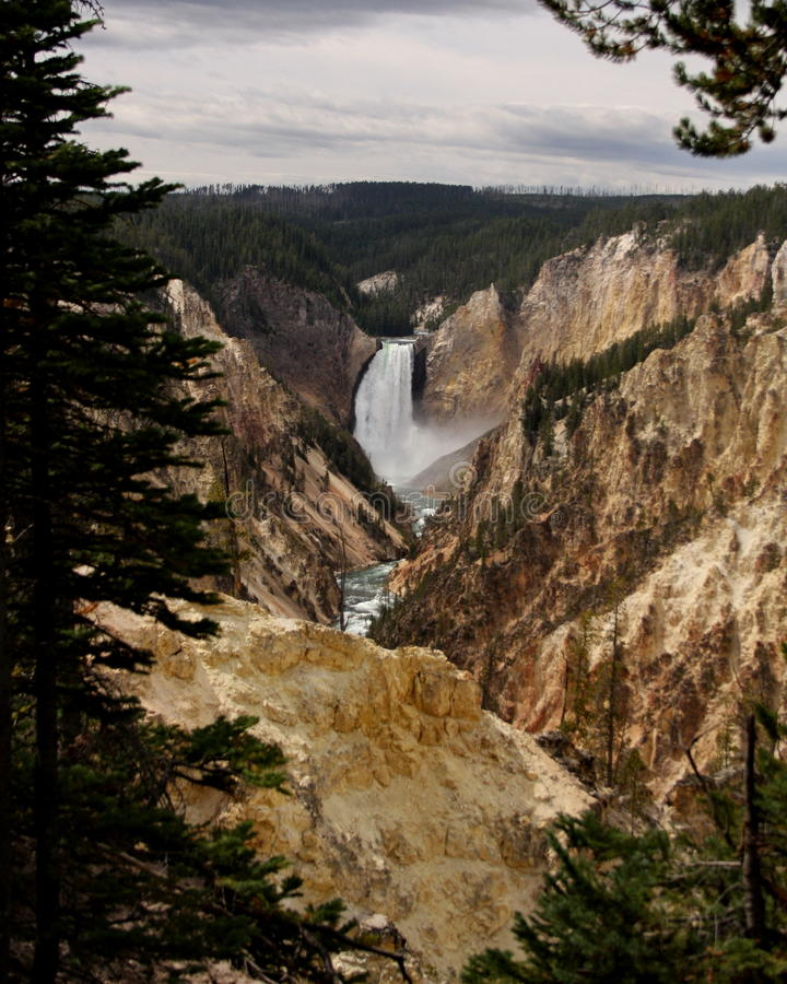 Download Lower Falls Royalty Free Stock Photos - Image: 23913978