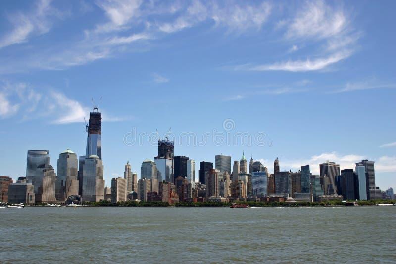 Download Lower Mahattan stock photo. Image of york, skyscraper - 26170828