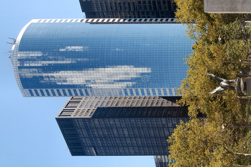 Lower Manhattan lizenzfreie stockfotografie