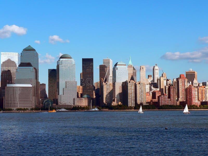 Lower Manhattan 16 fotografia de stock