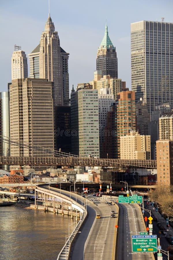 Download Lower Manhattan stock image. Image of boat, landmark - 24941059