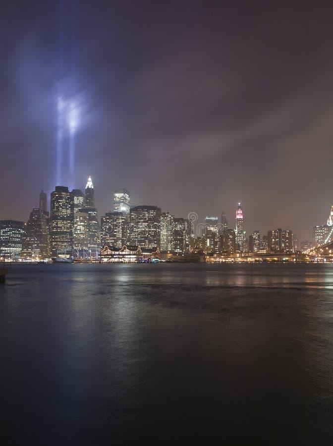 Lower Manhattan foto de stock