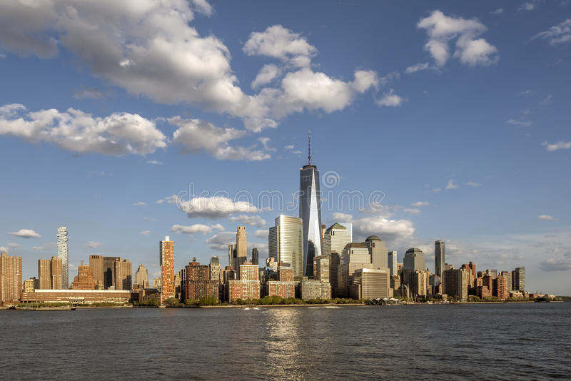 Lower Manhattan foto de stock royalty free