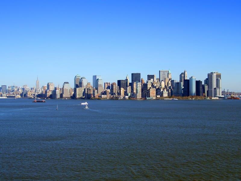 Lower Manhattan, New York photographie stock libre de droits