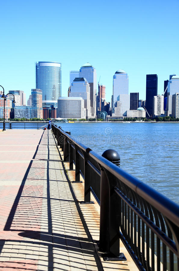 Download The Lower Manhattan Skylines Stock Photos - Image: 11186173