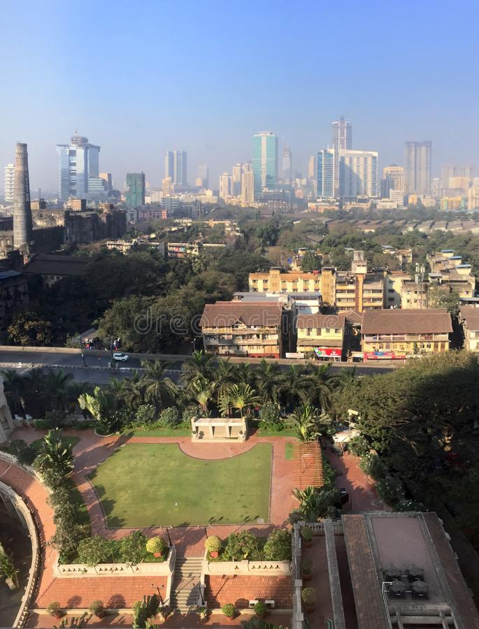 Lower Parel area royalty free stock image