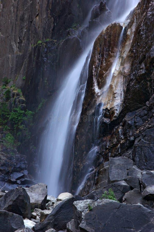 Download Lower Yosemite Falls stock image. Image of country, natural - 15538779