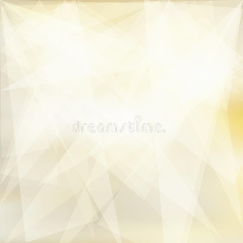 LowPoly Trendy Banner with copyspace. Vector illustration. Used opacity layers stock photos