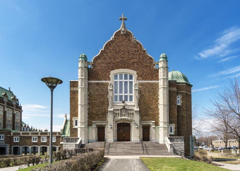Loyola Chapel imagenes de archivo