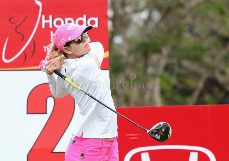 LPGA 2015 stock photo