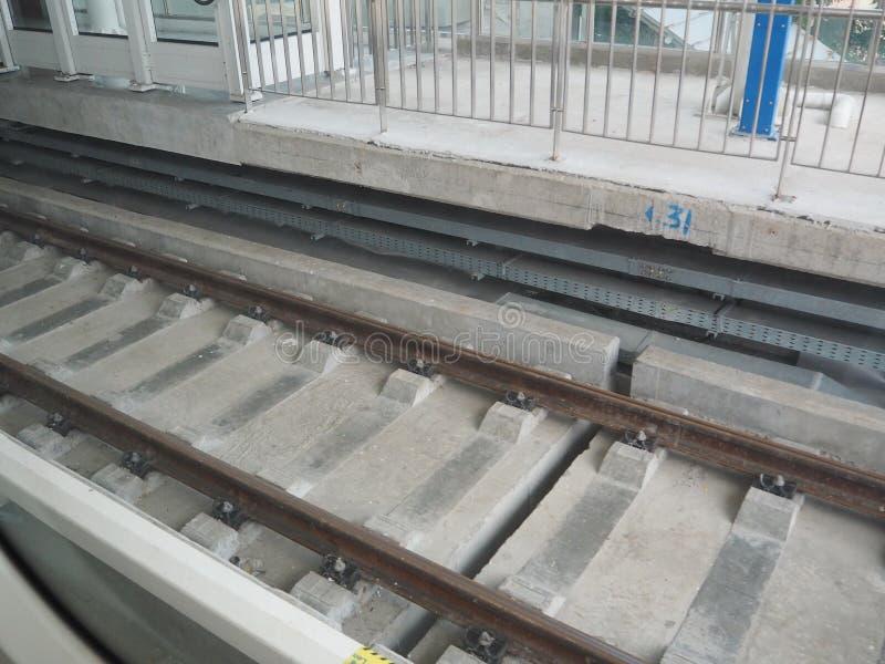 LRT雅加达 免版税库存照片
