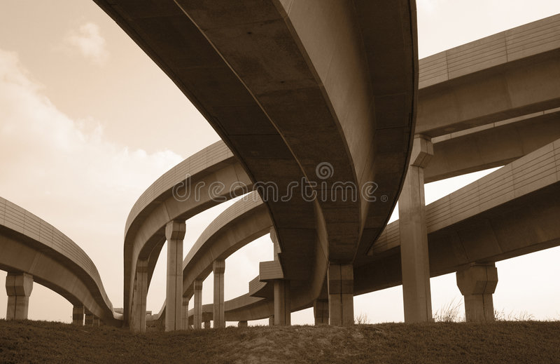 LRT Spur Stockfotos