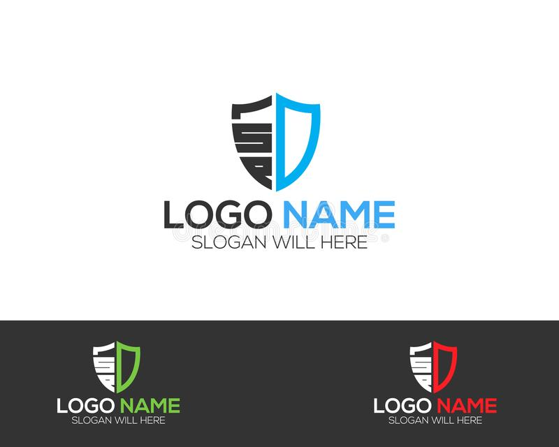 LSP Letter Logo Template online store vectors illustration. This is very easy to use. U ca Use as your won simply vector illustration