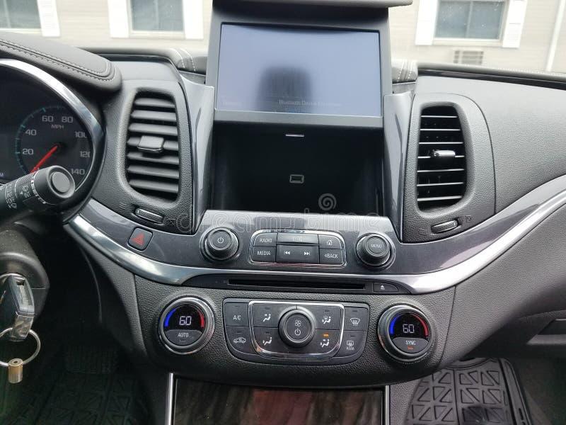 Lt 2014 da impala de Chevy 2lt imagem de stock royalty free