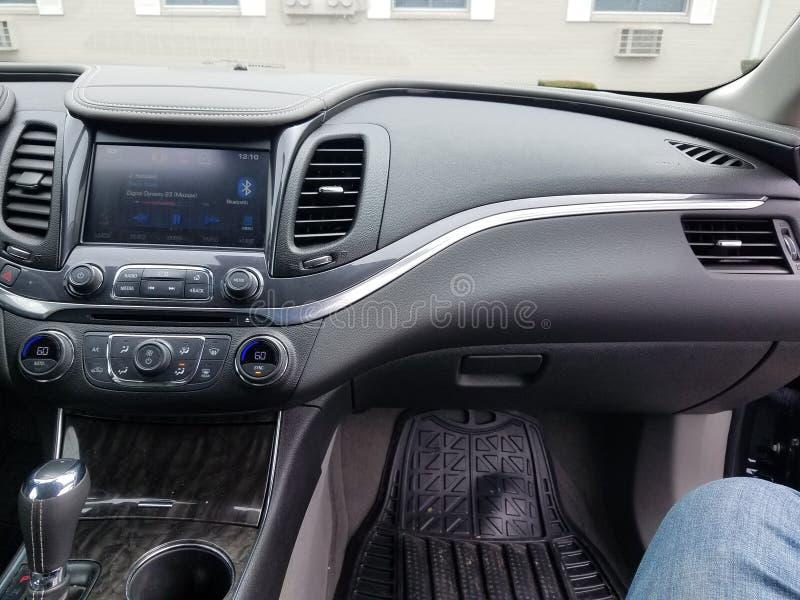 Lt 2014 da impala de Chevy 2lt foto de stock