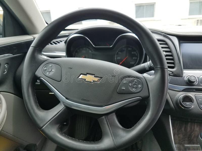 Lt 2014 da impala de Chevy 2lt fotos de stock royalty free