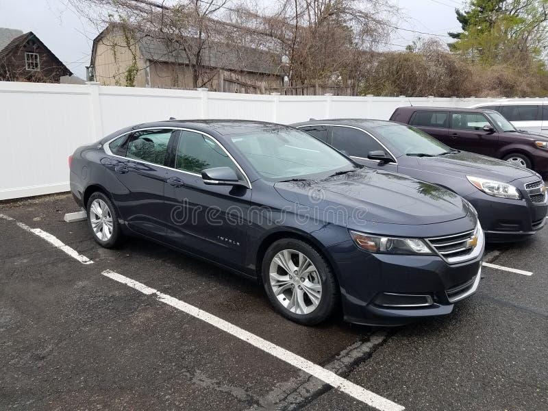 Lt 2014 da impala de Chevy 2lt foto de stock royalty free